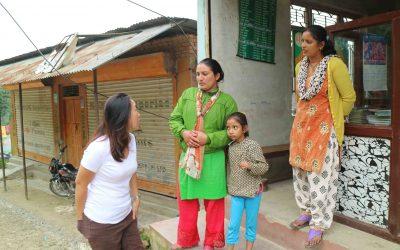 Reunión en Nepal