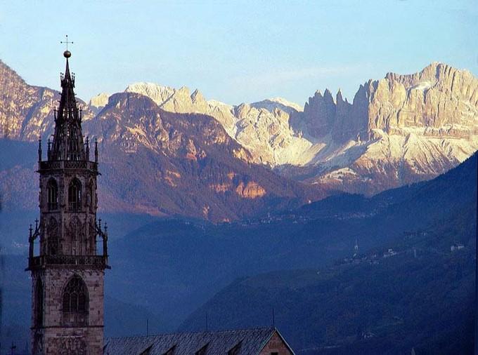 Voluntariado en Bolzano, Italia