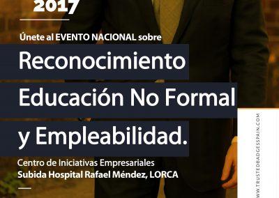 Jornada Nacional sobre reconocimiento de educación no-formal y empleabilidad