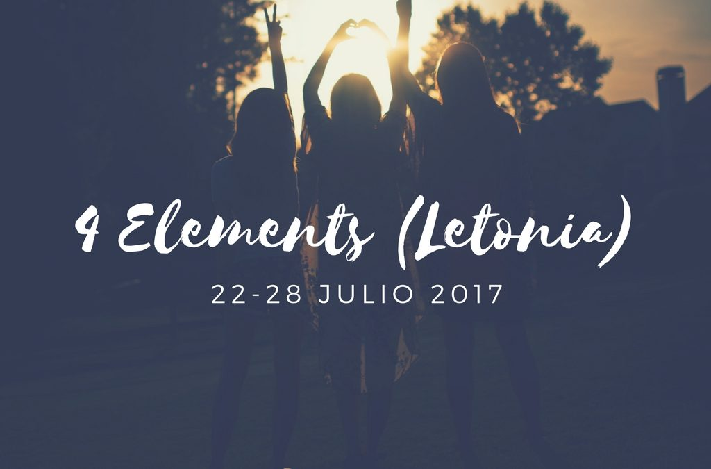 "Intercambio ""4 Elements"" (Letonia)"