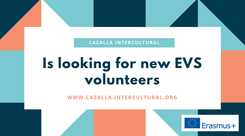 Call for new EVS volunteers in Cazalla!