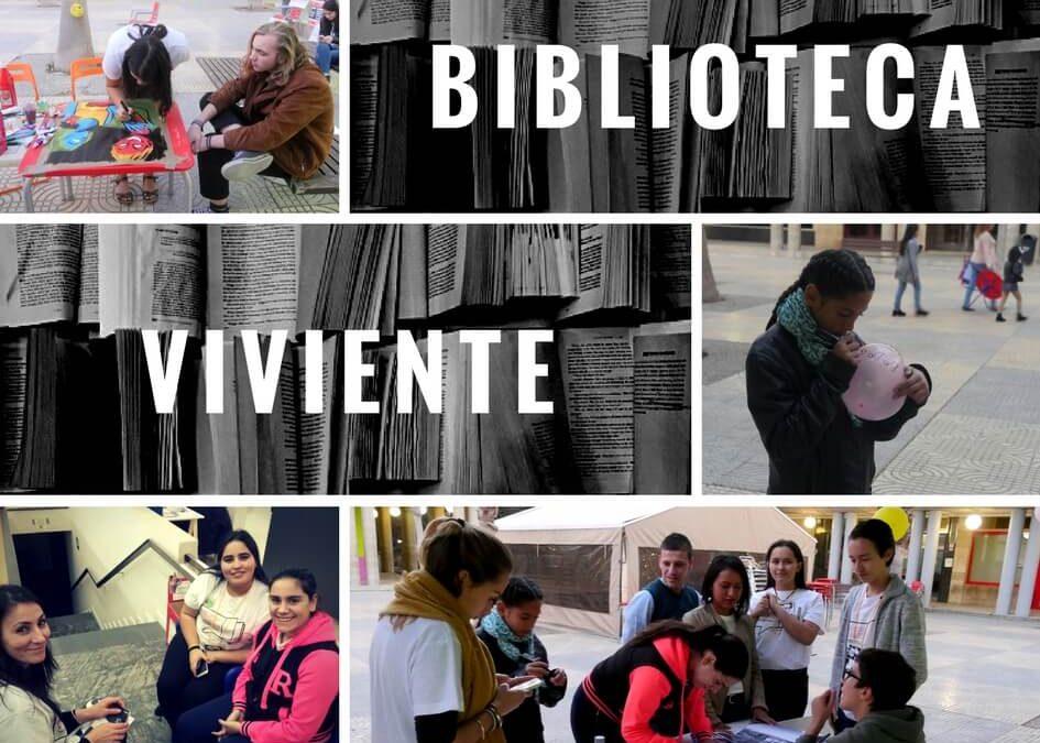 La Biblioteca Viviente