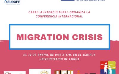 """Conferencia internacional """"Migration Crisis"""""""