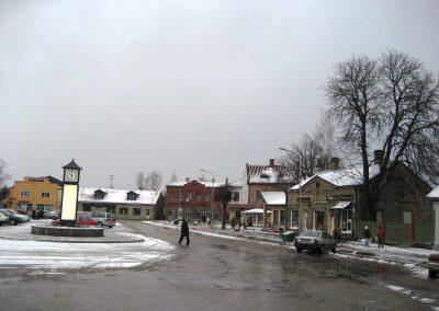 1 Plaza de SVE en Jēkabpils, Letonia