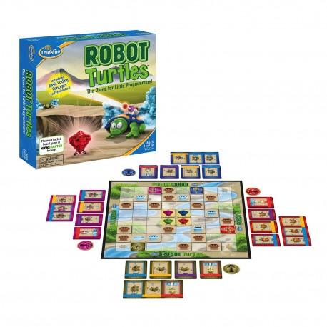 ROBOT TURTLES: juego para aprender a codificar