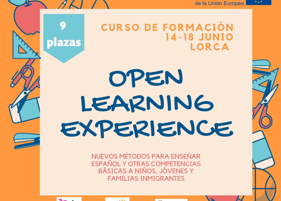 Curso de enseñanza del idioma a inmigrantes