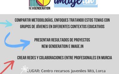 REUNIÓN PARA PROFESIONALES DE JUVENTUD DE LA REGIÓN DE MURCIA