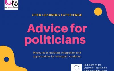 Advice for politicians about integration of migrant students