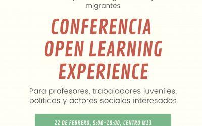 Conferencia para profesores sobre el aprendizaje del idioma de jóvenes migrantes