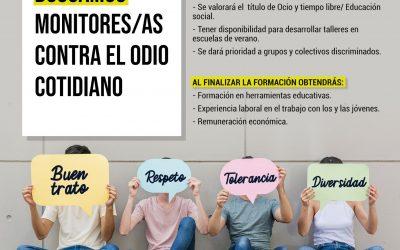 Convocatoria Formación de Formadores proyecto COCO