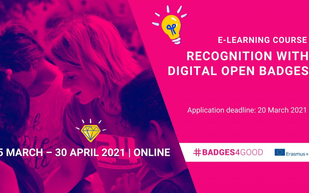 Curso online Badges4Good